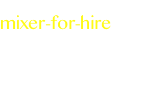 Experienced mixer-for-hire with A&R experience, Production success  ...and open to collaboration